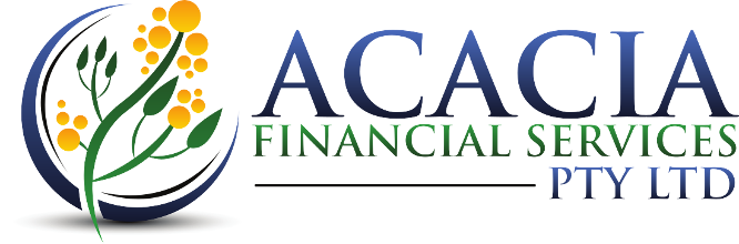 Acacia Financial Services logo.