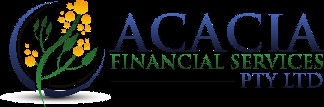 Acacia Financial Services logo.